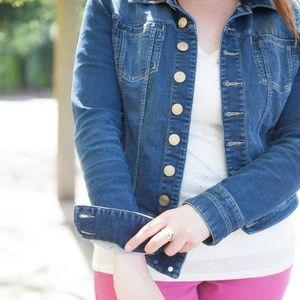 JAG Jeans Savannah Jean Jacket